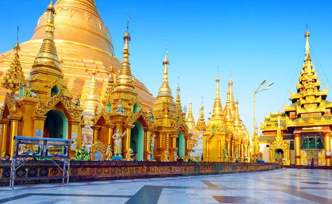 Things to do in Yangon: #2. Shwedagon Pagoda