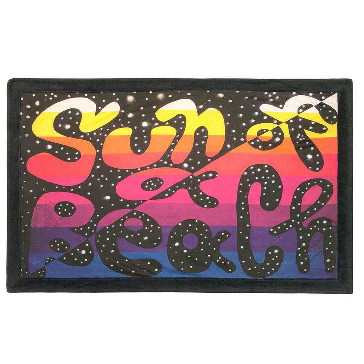 Cacao Rocks | Signature Beach Towel - Sun of a Beach
