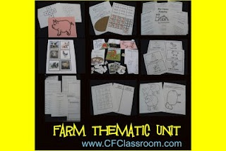 Clutter-Free Classroom: Farm Themed Classrooms