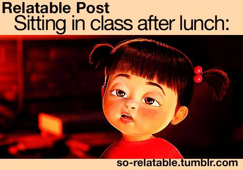 This applies to class, and work, and extra-curricular meetings, etc. ;D |Humor||LOL||So relatable||Funny gifs|