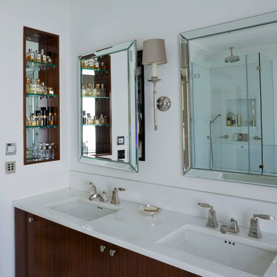 Modern Mirrors For Bathrooms: 20 Best Earthy Modern Bathroom Design Images On Pinterest
