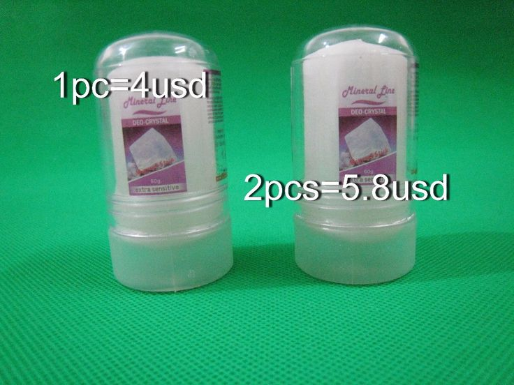 Free shipping for 2pcs 60g alum stick,deodorant stick,antiperspirant stick,alum deodorant,tawas stick,crystal deodorant [Affiliate]
