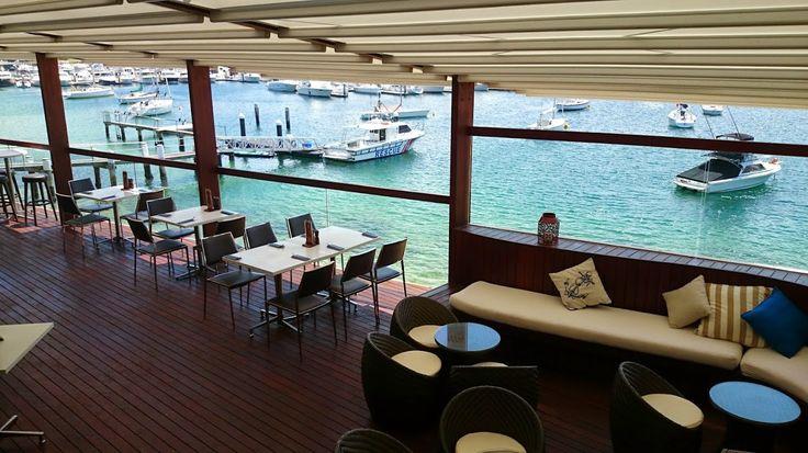 Vanguard Blinds | Installation of Mediterranea retractable fabric roof | Middle Harbour Skiff Club. Sydney.