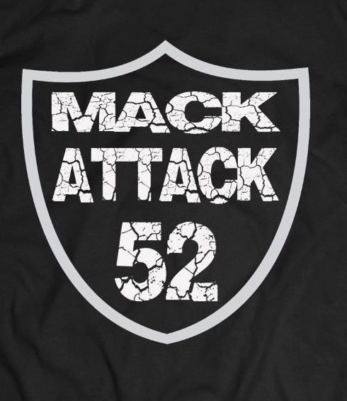 2872810c Details about RETRO CHICAGO BEARS LOGO PARODY ***KHALIL MACK*** Mens ...