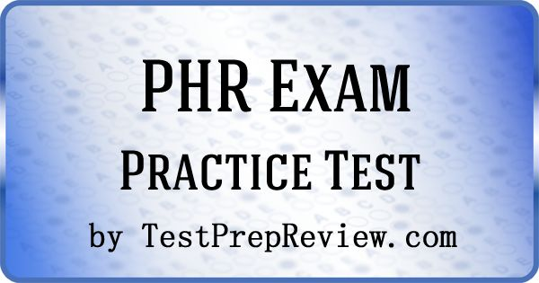 15 best shrm scp exam images on pinterest human resources career free phr practice test questions by testprepreview be prepared for your phr test fandeluxe Choice Image