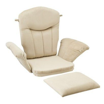 glider chair and ottoman replacement cushions hon office controls shermag rocker cushion set - oatmeal.opens in a new window $104.99 | baby ...