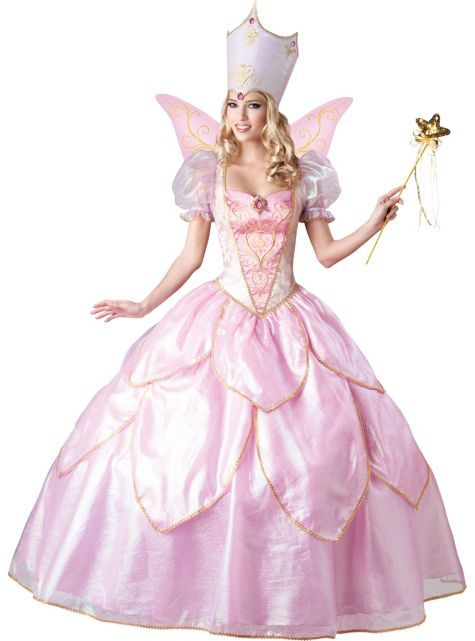 Adult Fairy Godmother Costume Deluxe - Party City ...