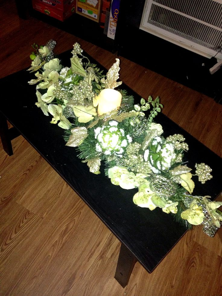 78 Images About Coffee Table Centerpieces On Pinterest