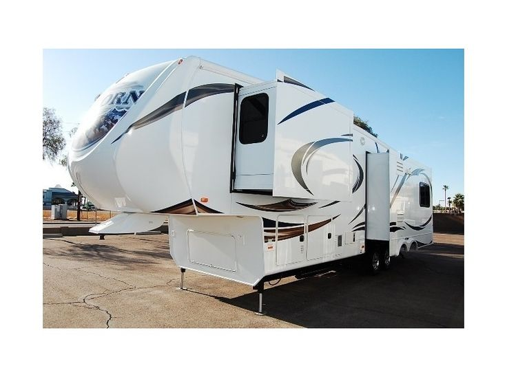 Get most affordable deals on Cheap Used 2013 #Heartland Bighorn #Fifth_wheel by Sunland Sales for $44900 in Glendale, AZ, USA. This 5th Wheel Is In Immaculately Clean Condition Inside And Out, Non Smoker, No Pets, Equipment In Working Order, Ready To Go. Equipped with 308 LBS 2013 35' Bighorn 5th Wheel Model 3010RE By Heartland, 3 Slide-Outs, Hi Gloss Gel Coat Exterior, Rubber Roof, Tandem Axles, Tires Excellent Condition. You can see more details at: http://goo.gl/gAWwUz