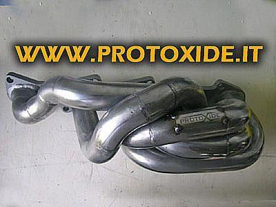 Collettore scarico acciaio Fiat Coupè 2.000 turbo 20v 5 cilindri al prezzo di 1 015,65 € Euro.  Collettore di scarico in acciaio inox,realizzato per essere installato anche in versioni munite di climatizzatore e non.