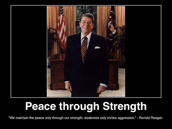 ronald reagan weaknesses and strengths With ronald reagan what you saw was pretty well what you got that was one of his strengths he could make himself appear to be above politics, even though he was a determined and single-minded politician.
