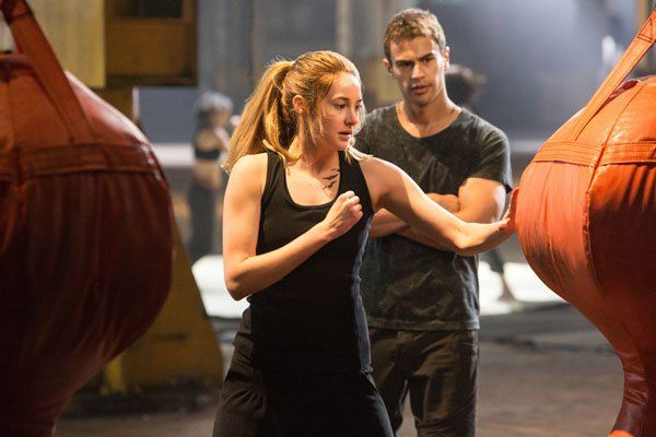 """The Super Intense Workout That Got Shailene Woodley in Fighting Shape for """"Divergent"""" 