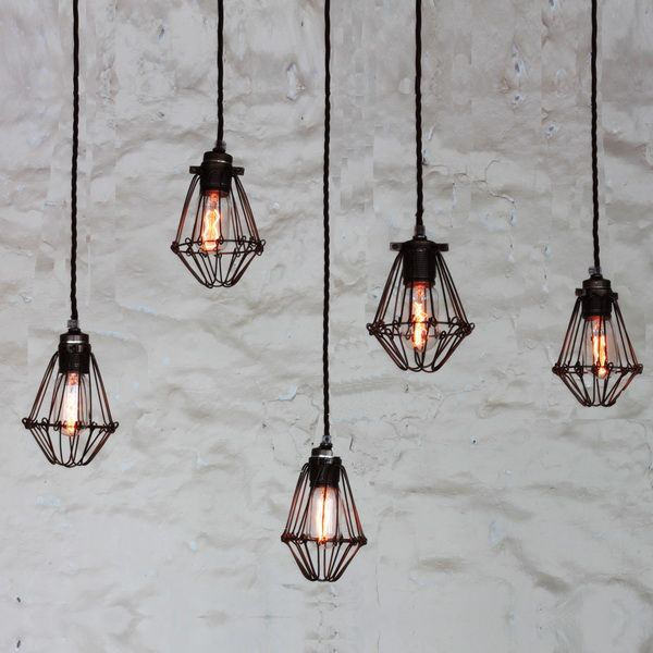 17 Best Images About Industrial Pendants On Pinterest
