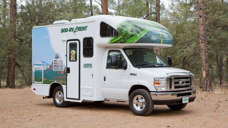 Cruise America RV Rentals, Motorhome Rentals, Wohnmobil