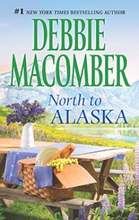 """Reading """"North to Alaska"""" by Debbie Macomber & synopsis for That Wintry Feeling & Borrowed Dreams"""