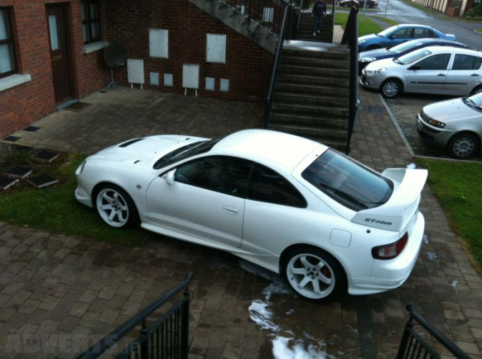 St205 Gt4 Celica, Used Celica For Sale in Trim, Meath, Ireland for 3000.00 euros on Adverts.ie.