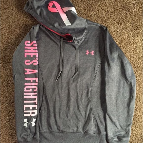 Under Armour Tops - Under Armour Breast Cancer Awareness