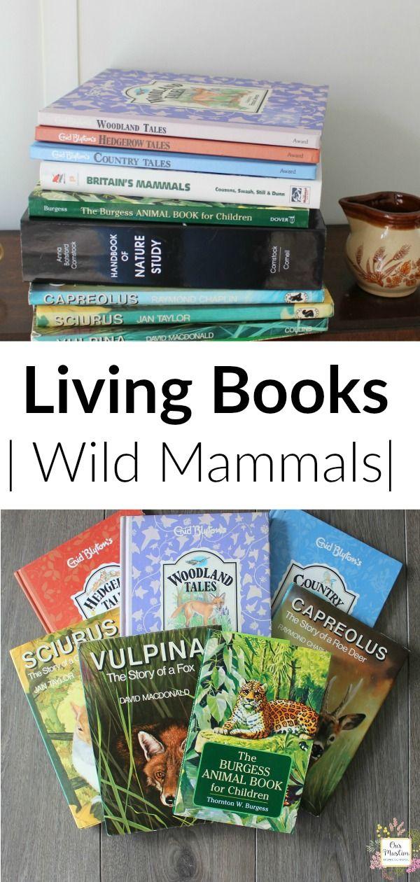 Wild Mammals: Residing Books
