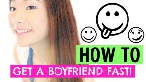 Just 3 Ways To Get Boyfriend Fast