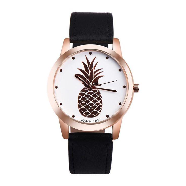 Alkaline Pineapple Watch 2018