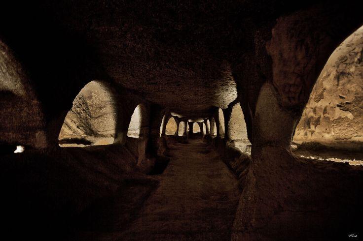 Catacombs Milos