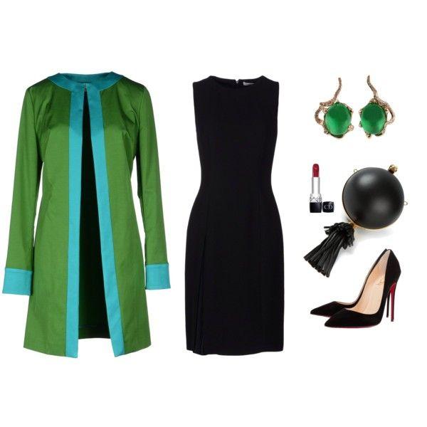Black & Emerald