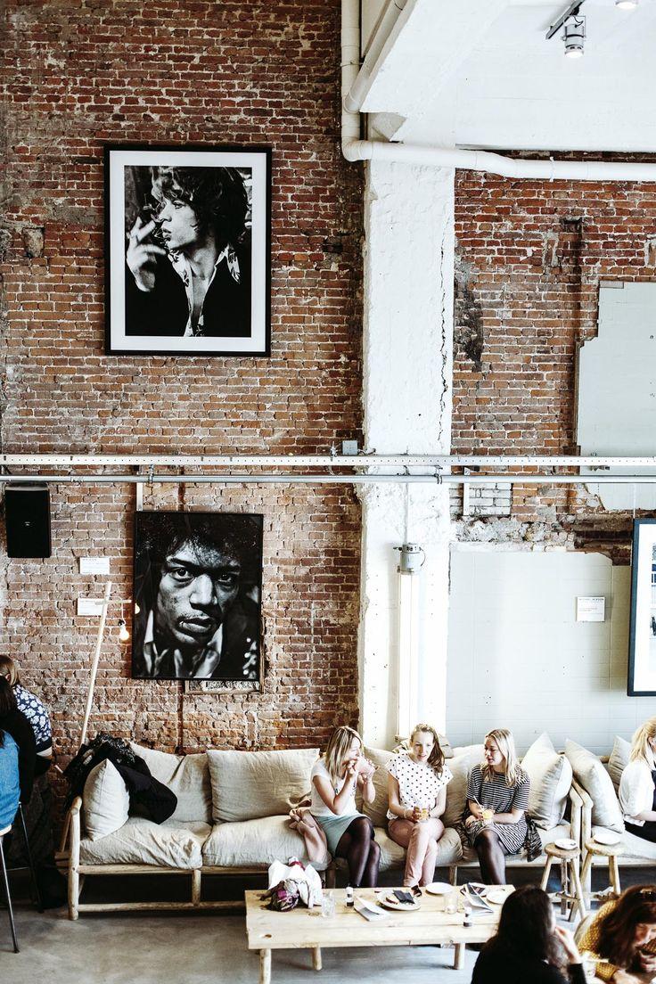 C • T coffee & coconuts, Amsterdam.