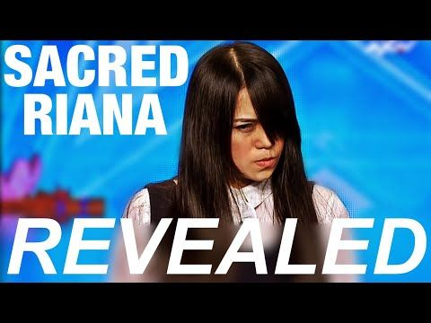 (274) The Sacred Riana: Asia's Got Talent Magic Trick Revealed - YouTube
