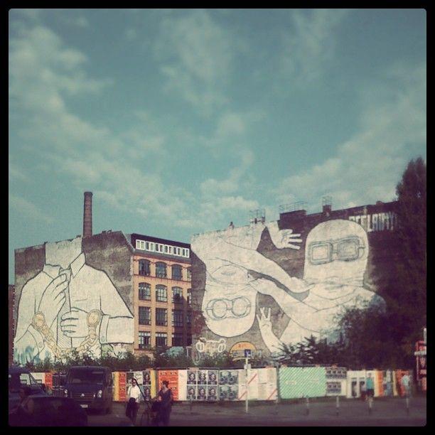 Blu in Berlin