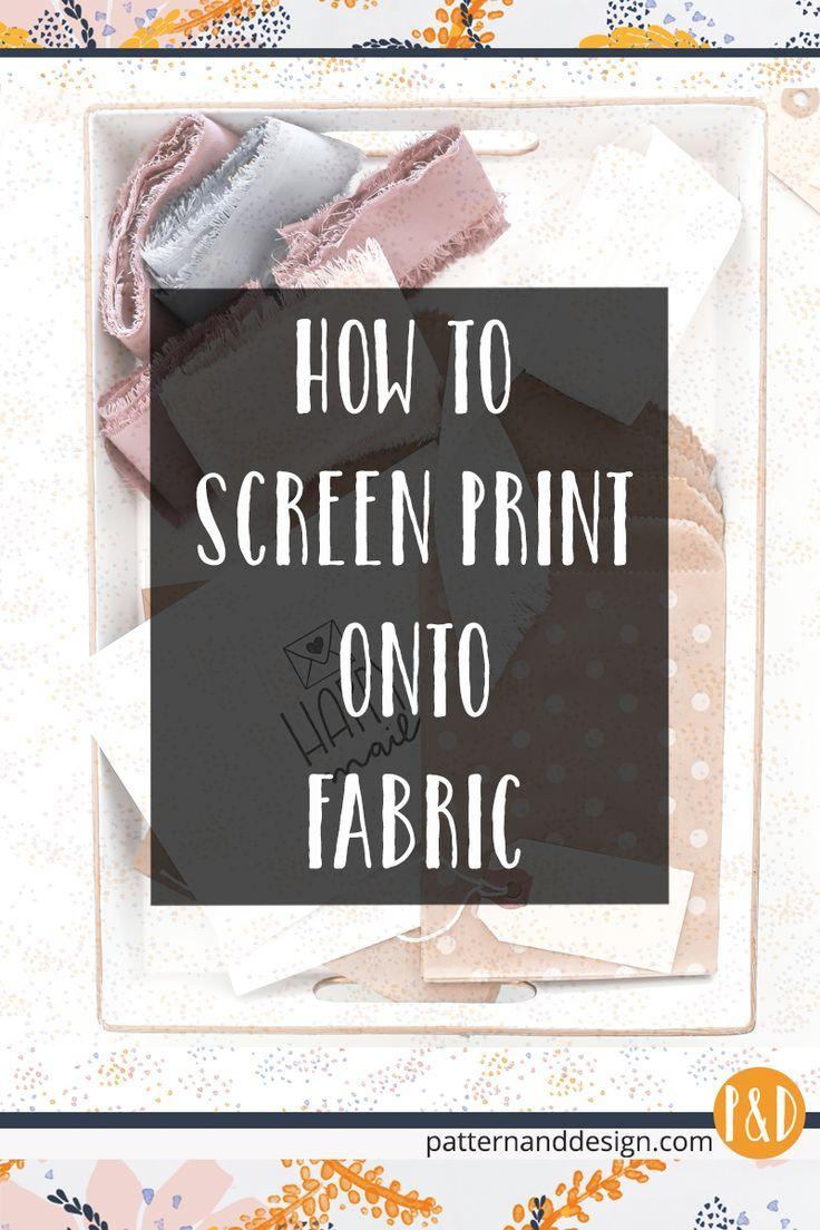 Screen print fabric; surface pattern design; textile design; surface pattern repeats