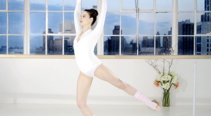 Ballet Beautiful with Mary Helen Bowers – Capsule Cardio Workout | NET-A...