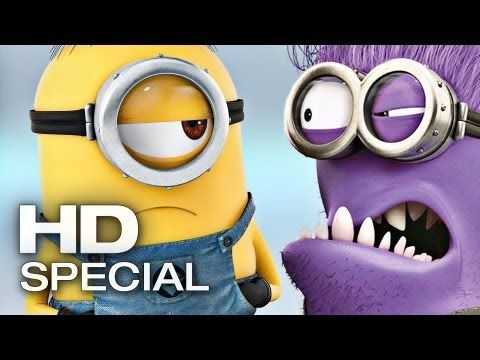 ICH - Einfach Unverbesserlich 2 Evil Minion Special   2013 Official Animations Test [HD] - YouTube