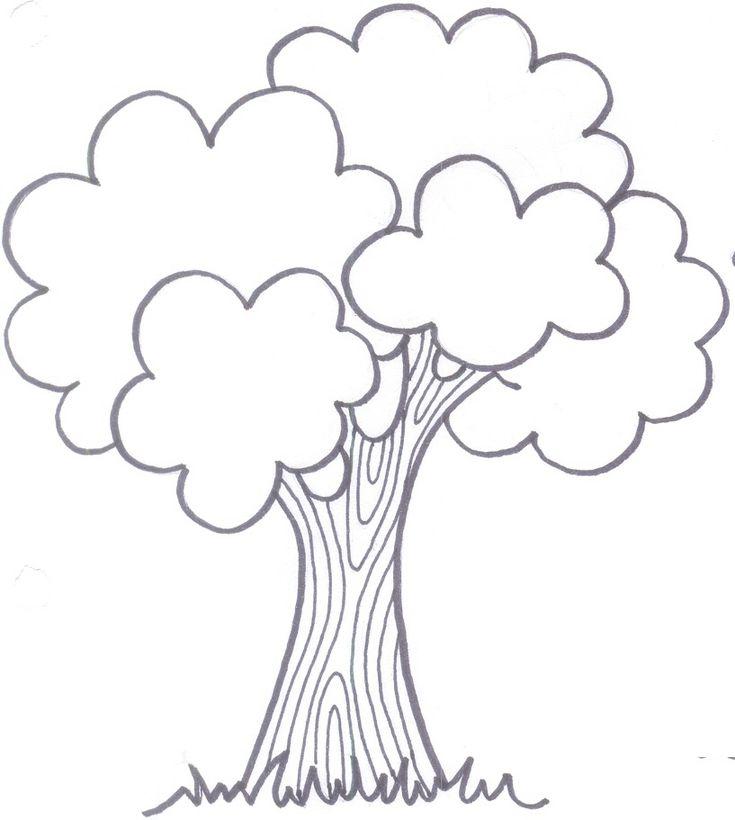 Las 25 mejores ideas sobre dibujos de rboles en for Focos para iluminar arboles