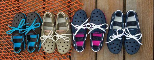 Boty Crocs. Tak které jsou nej?