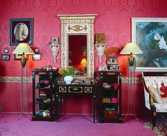 Bedrooms Design Ideas 2012 with Classic Dressing Table Designs