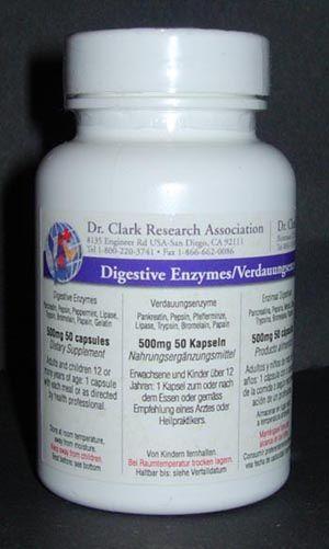 Enzimas digestivas para mejorar la digestión