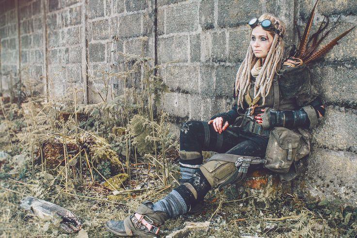 apocalyptic road warrior - photo #19