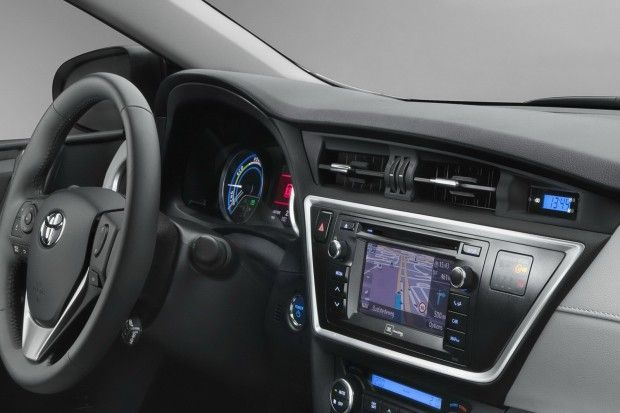 #Toyota #Auris #Infotainment #Interieur #Car #Auto