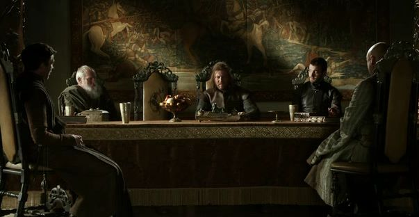 """The small council is a body which advises the King of the Seven Kingdoms and institutes policy at his command. It is the inner (thus """"small"""") council of the King, essentially forming the """"government cabinet"""" of the Seven Kingdoms. Members are appointed to their position by the King; theoretically they can be dismissed at will by the King, however in practice this might lead to undesirable political fallout. The king serves as the head of the council and takes note of its recommendations…"""