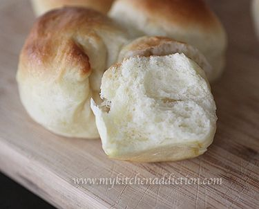 how to make soft hot dog buns