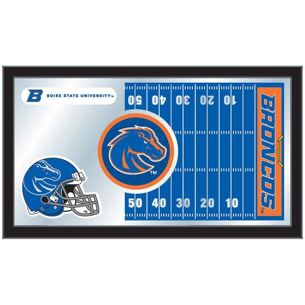 "Boise State Broncos 15"" x 26"" Football Mirror - $64.99"