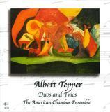 Albert Tepper: Duos and Trios [CD]