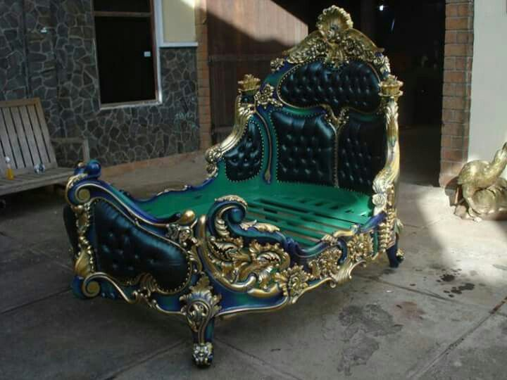 Amazing Victorian Bed Frame..