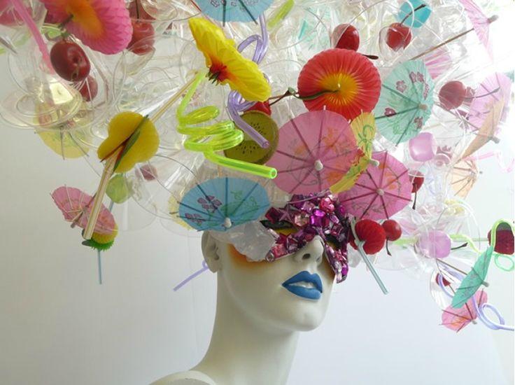Mannequin Head piece created by Zoe Bradley