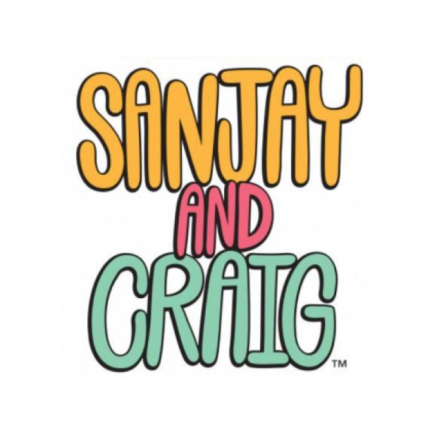 Sanjay e Craig Logo