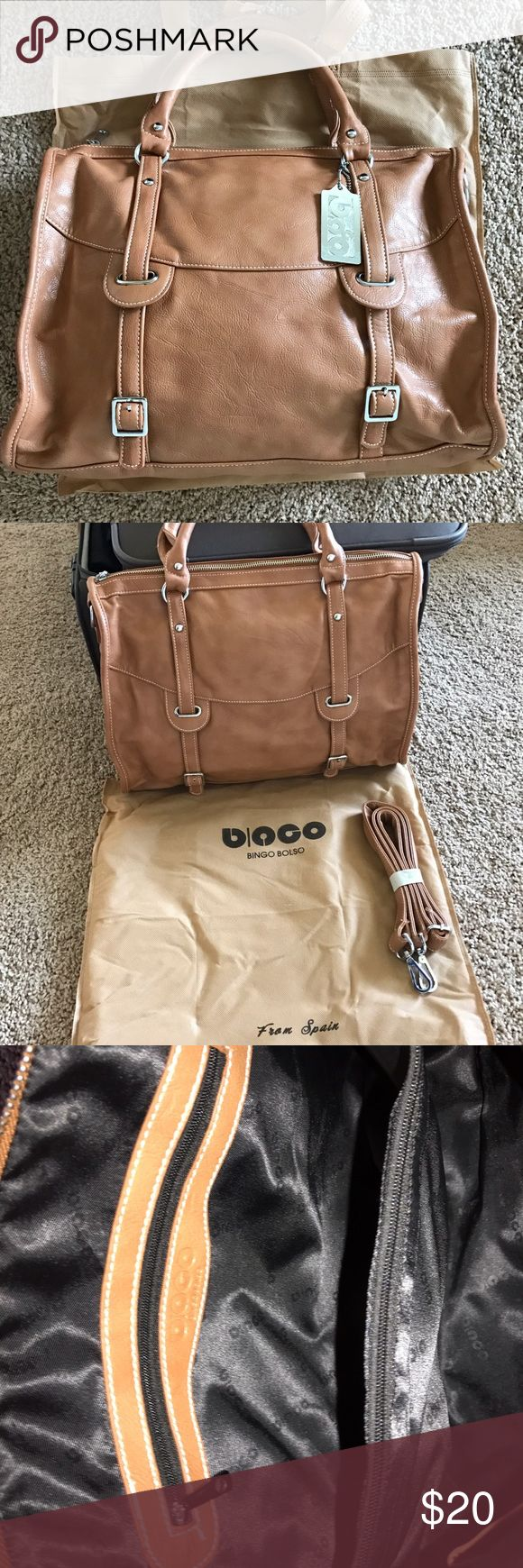 BINGO BOLSO tote bag Like new. Only one scratch. BINGO BOLSO Bags Totes