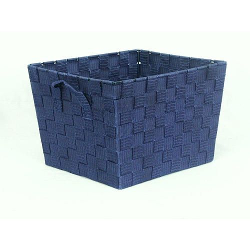 Small Navy Nylon Storage Bin Babies R Us Brings You A Great Basket That Would Be Perfect For Any Nursery Or Child S Room Versatile In What Can