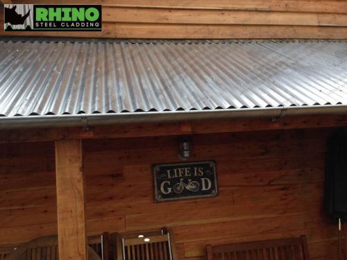 Galvanised Steel Corrugated Roofing Sheets In Shropshire