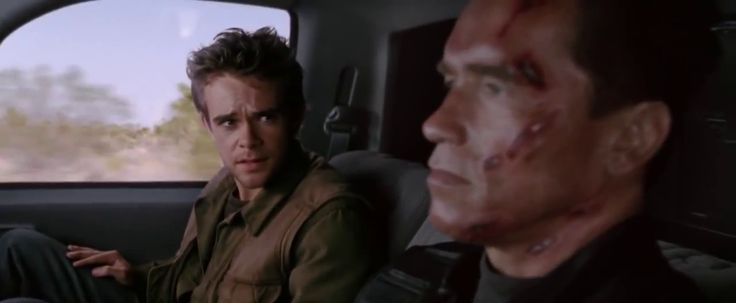 Terminator 3: Rise of the Machines (2003) Nick Stahl,  Arnold Schwarzenegger