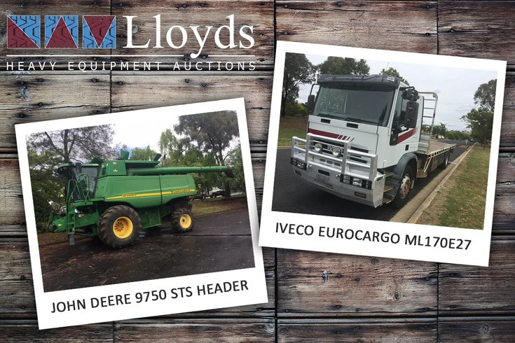 ALL of the lots in the Civil and Machinery Equipment Auction are under Instructions from Major Financiers, Banks, Ex-Government, Ex-Council, Estate &/or Private Sellers so you know they have been well maintained 🚜
